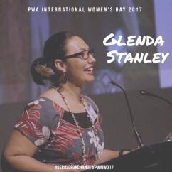"""With the theme for International Women's Day this year being """"Be Bold For Change"""" – it is only fitting we welcome Glenda Stanley to share her experience as a woman in leadership."""